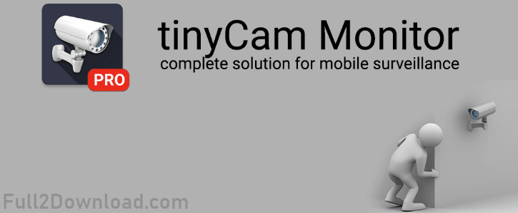 tinyCam PRO 9.1.1 Final - #1 Android Surveillance App