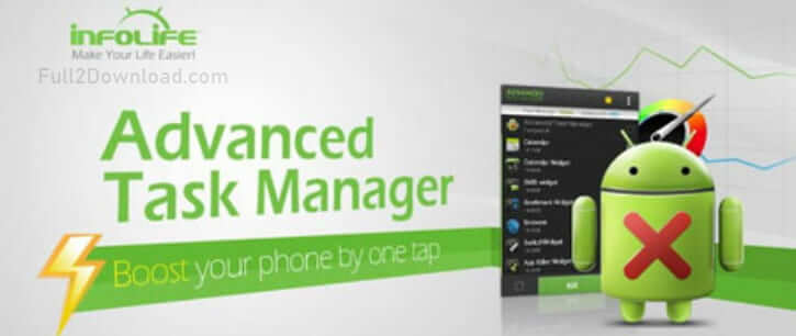 Advanced Task Manager Pro 6.3.5 [Full] - Android Task Manager App