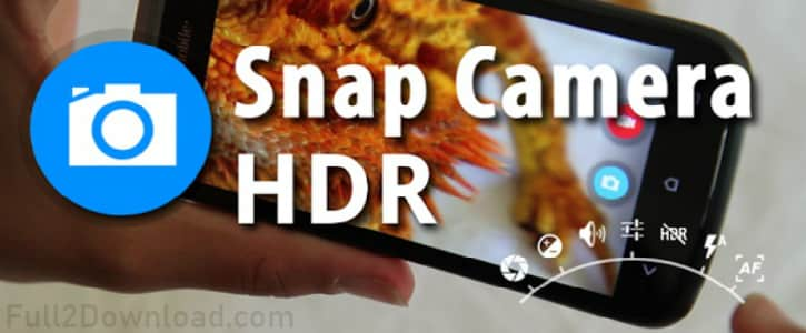 Snap Camera HDR 8.7.8 [Mod Lite] APK For Android