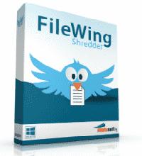 Abelssoft FileWing Shredder v5.1 - Windows Software Remover