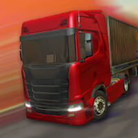 Euro Truck Driver 2018 v1.2.0 MOD APK + Data Files [Unlimited Edition]