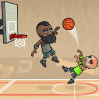 Basketball Battle V2.0.34 MOD APK [Unlimited Edition]