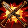 Flat Army Sniper War Mod v3.8.0 APK [Unlimited Unlocked]