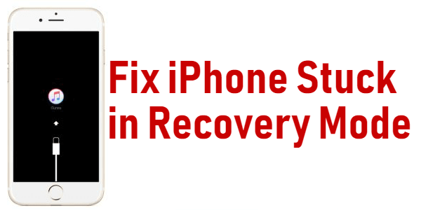 Wondershare dr. fone - Solution for iPhone Stuck in Recovery Mode