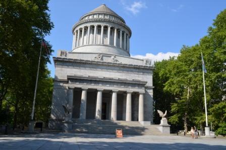 Grants Tomb Largest Mausoleum in North America