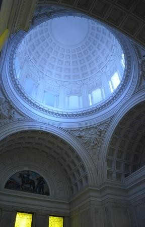 Grants Tomb Interior