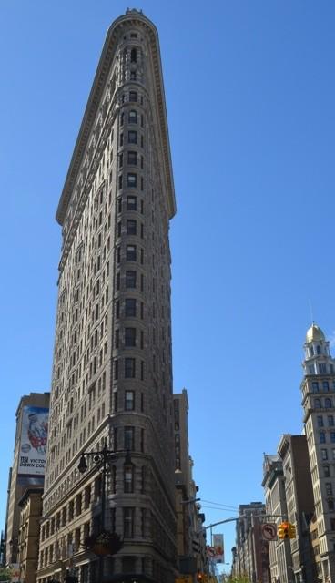 Flatiron Building Front