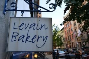Levain Bakery Sign