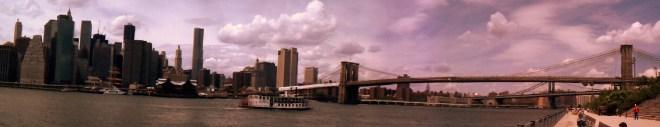 Panoramic City II