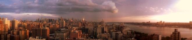 Panoramic City I