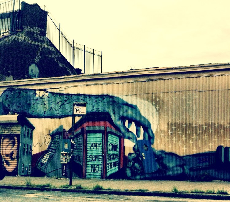 NYC Graffiti 5