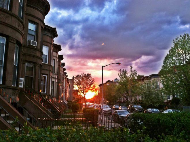 Brooklyn Sunset