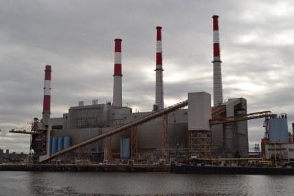 Con Edison Power Plant
