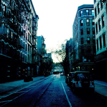 Down the Street in NYC