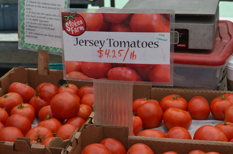 New Jersey Tomatoes