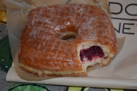Doughnut Plant Homemade Jam Filled Doughnut