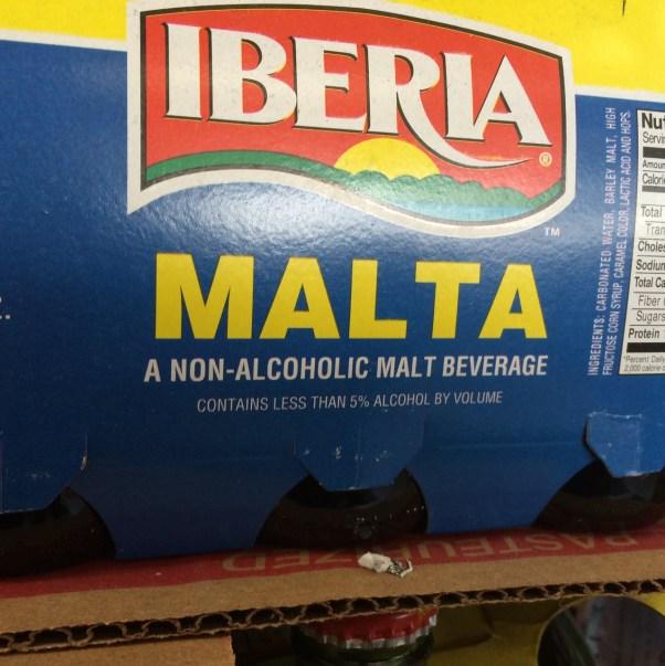 Iberia Malta Non-Alcoholic Malt Beverage