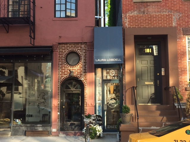 Laura Lobdell Narrow Store in New York City