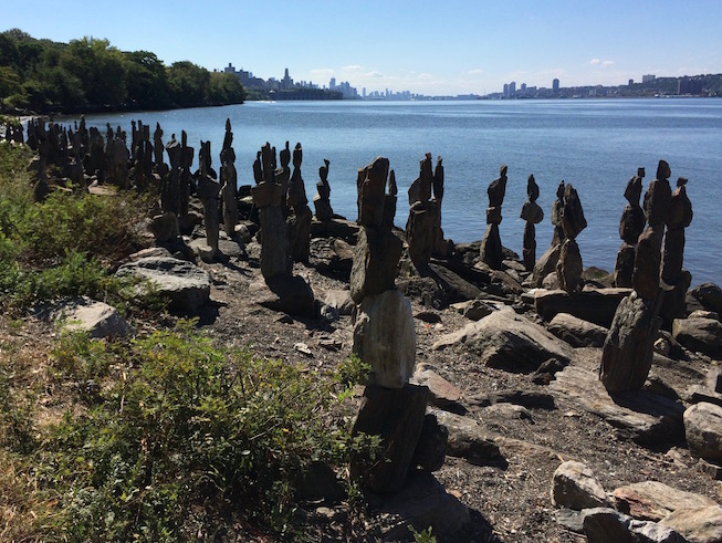 Public Art on the Hudson River