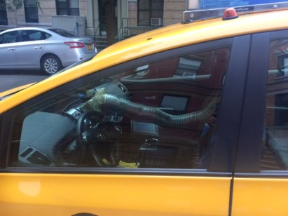 Taxi Air Conditioning