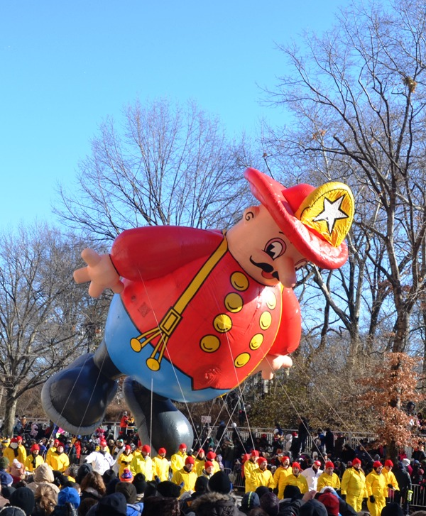 Macy's Thanksgiving Day Parade 8