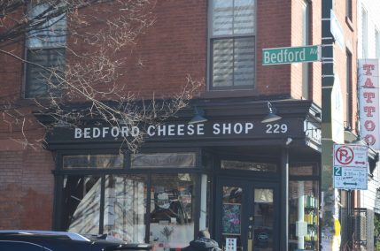 Bedford Cheese Shop