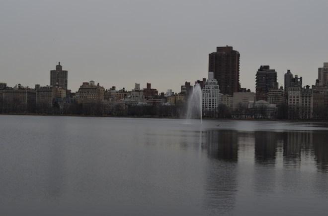 Looking Toward the Upper East Side