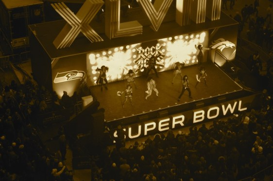 Rock of Ages for Super Bowl 48