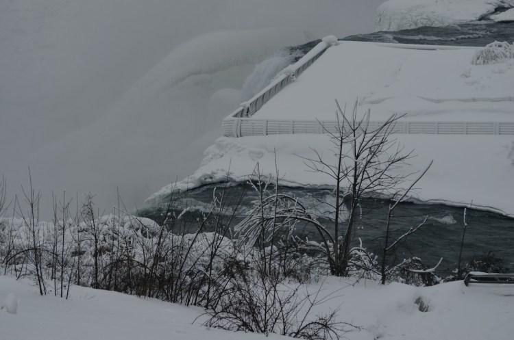 American Falls Winter 2014