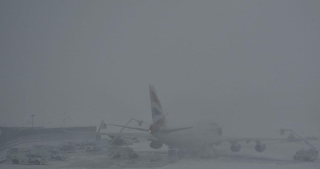 British Airways at JFK