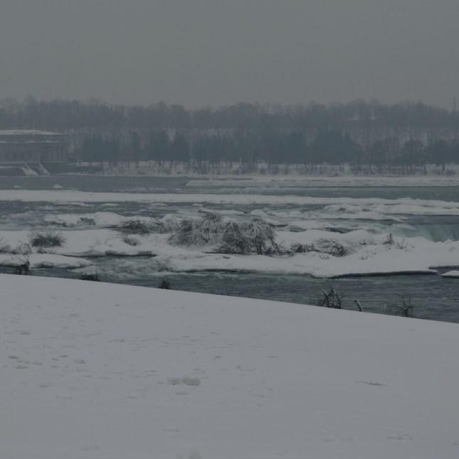 Niagara River Winter 2014