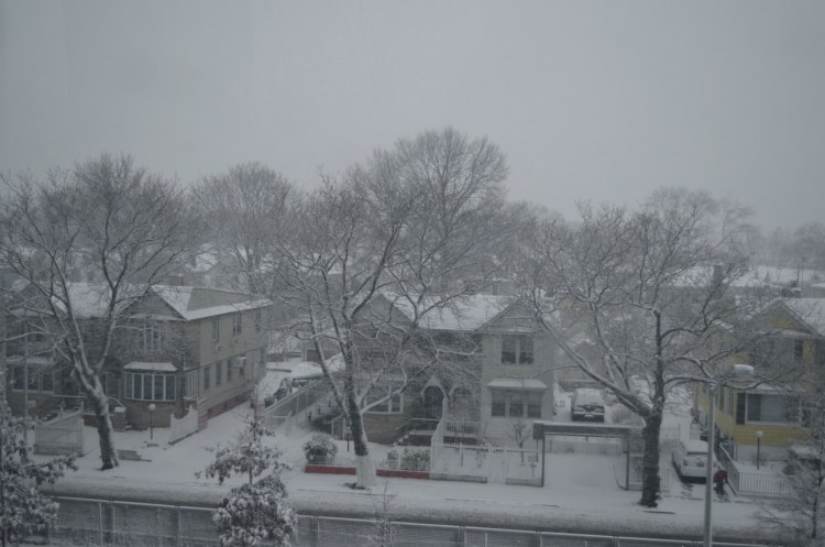 Queens in the Winter
