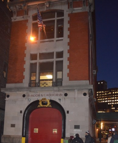 Hook and Ladder 8 in Tribeca