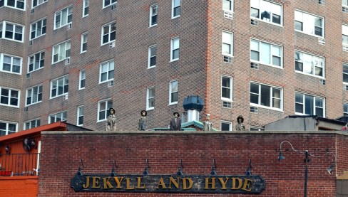 Jekyll and Hyde Restaurant