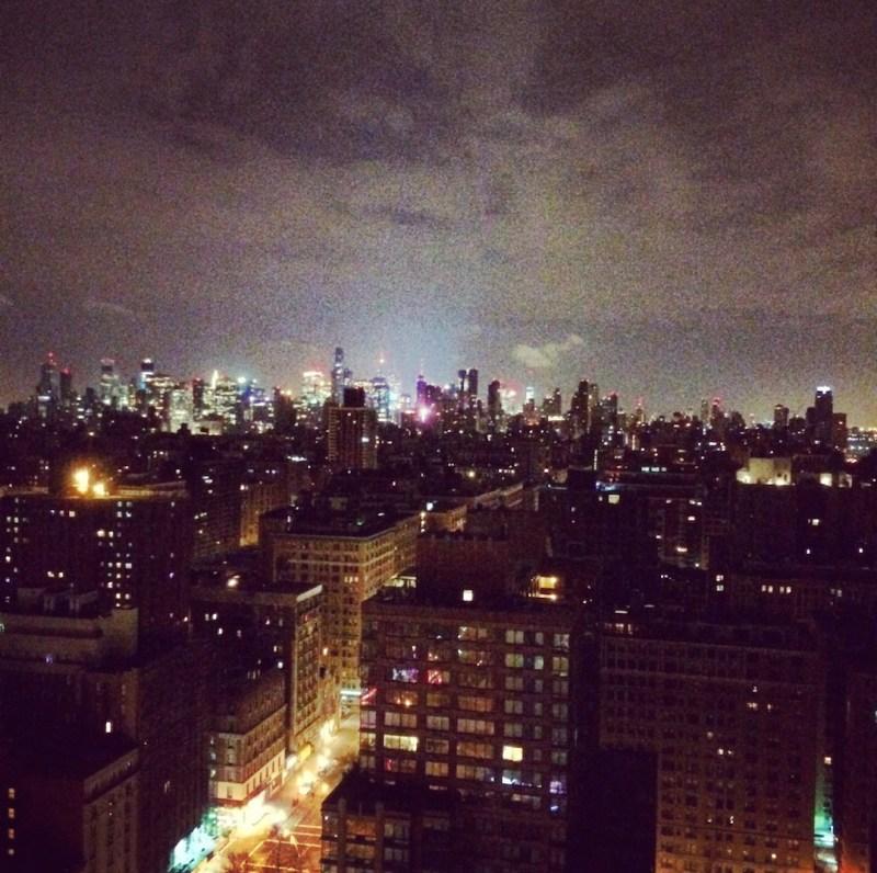 Noisy New York