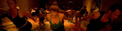 Yoga to the People Class