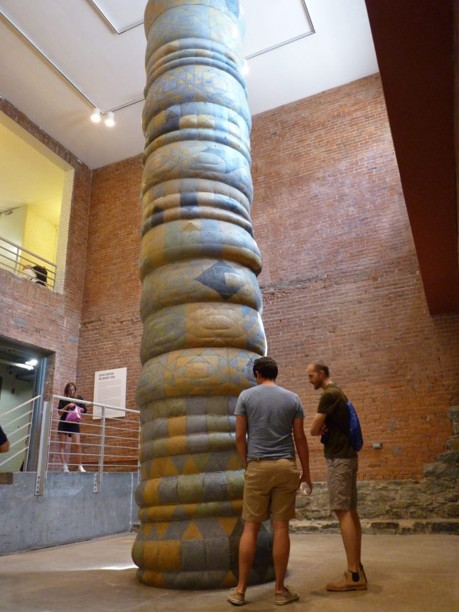 Kenyon Pillar 1