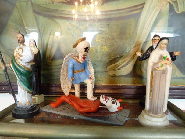 Morbid Anatomy Museum Muerta Figures