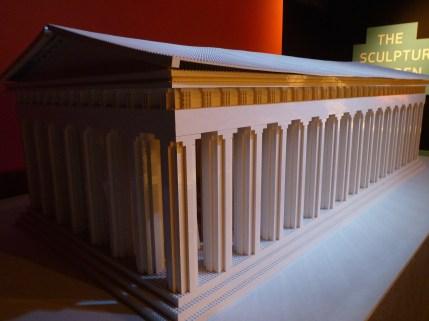Parthenon by Nathan Sawaya