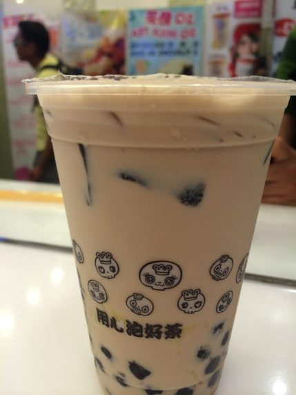 Q3 Bubble Tea