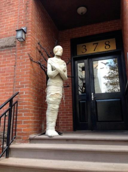 Mummy in Brooklyn