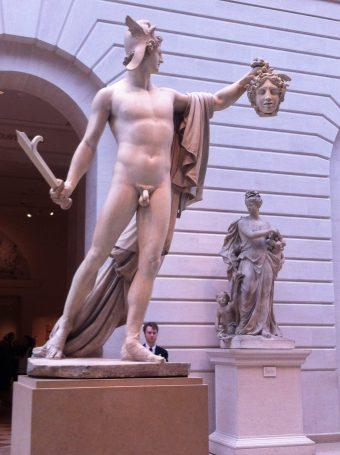 Perseus - Petrie at The Met