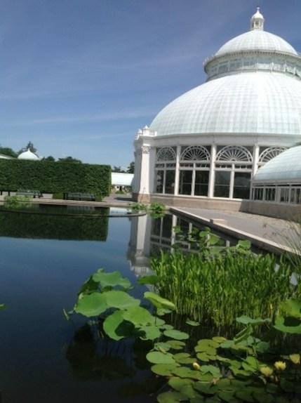 New York Botanical Garden, Courtesy of The Bronx Tourism Council