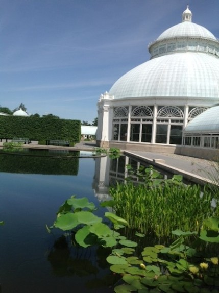 New York Botanical Garden, Courtesy of The Bronx Tourism Council