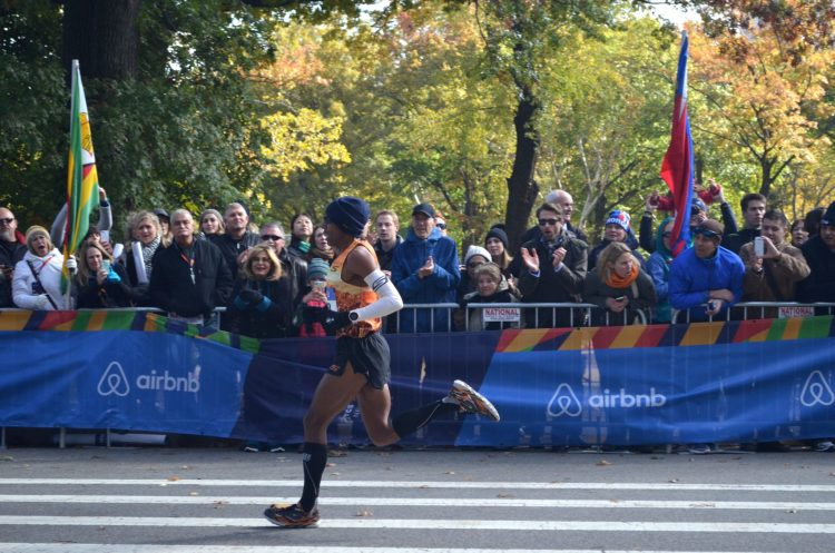 Meb Keflezighi 2014 New York City Marathon