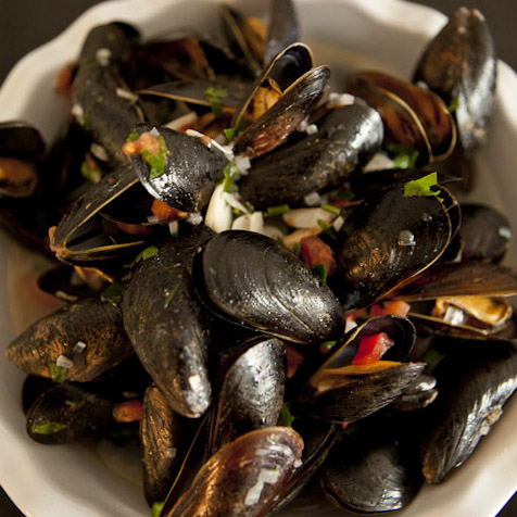 Easy to Make Mussels
