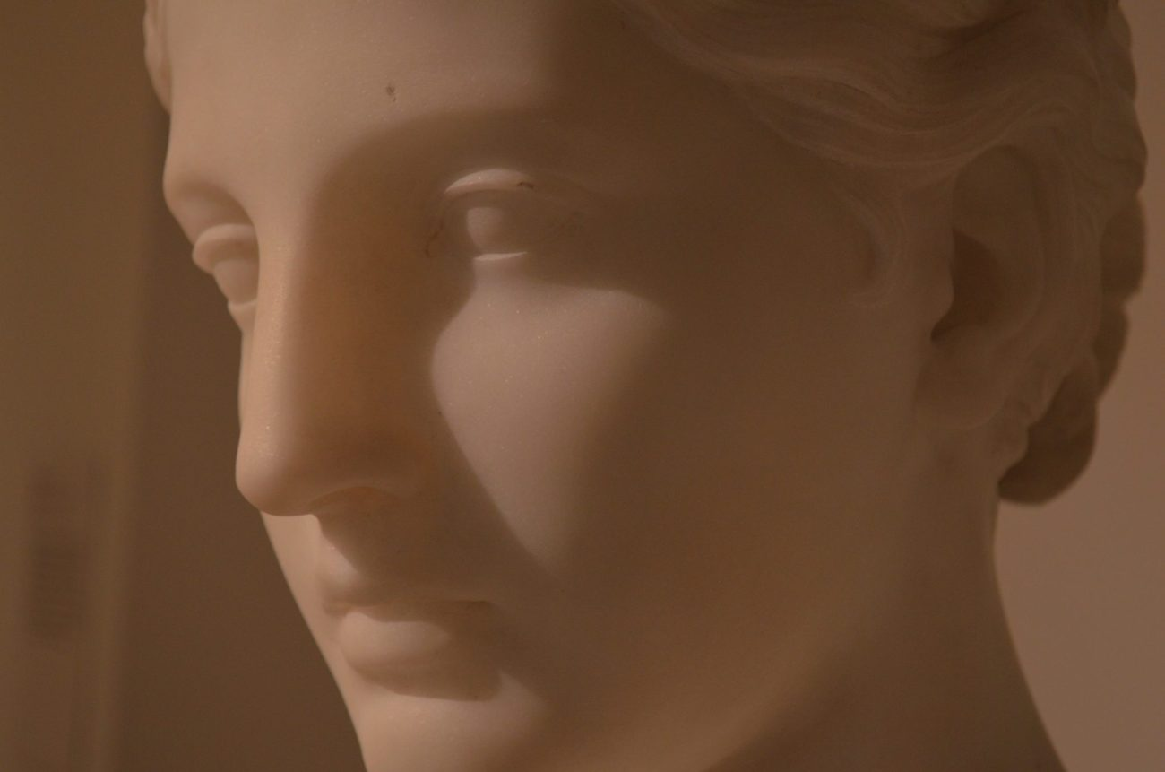 Female Sculpture at The Met