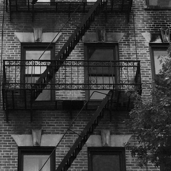 New York City Apartment Building