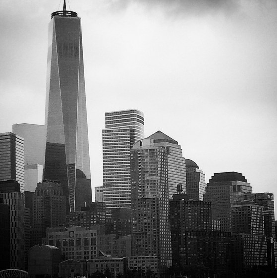 Freedom Tower from Battery Park City