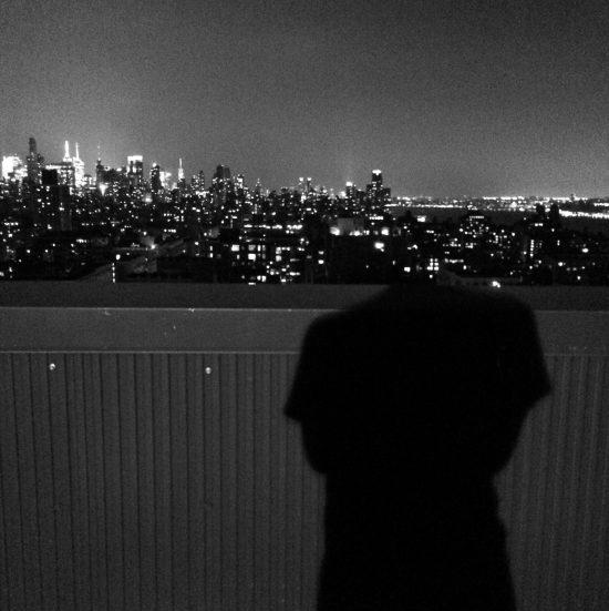 Night Shadow and Midtown Manhattan